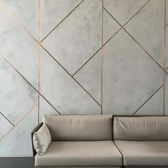 北京诚筑馨家:当瓷砖遇上彩色填缝剂,竟然这么美!