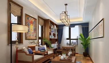 北京华润城地中海四室170平装修效果图