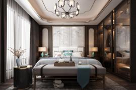 北京别墅装修:卧室灯具选择与搭配攻略