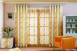 在家庭装修中如何选择合适的窗帘