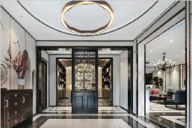 北京别墅装修:告诉你装镂空雕花的注意事项