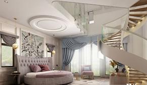 中海尚湖世家----现代美式650㎡