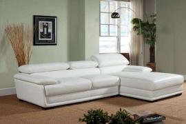 皮沙发和布艺沙发的优缺点