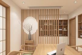 北京装修:自然简单的日式装修,让生活禅意无穷