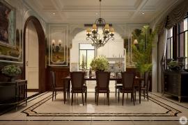 新中式装修风格客厅挂画有哪些讲究?