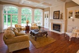 装修中实木地板和强化地板的优缺点