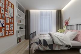 在装修中卧室铁艺床的选购技巧