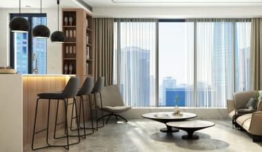 日坛国际公寓