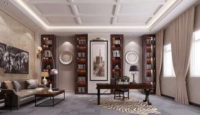北京苏活简美现代简约、轻奢200平四室装修效果图